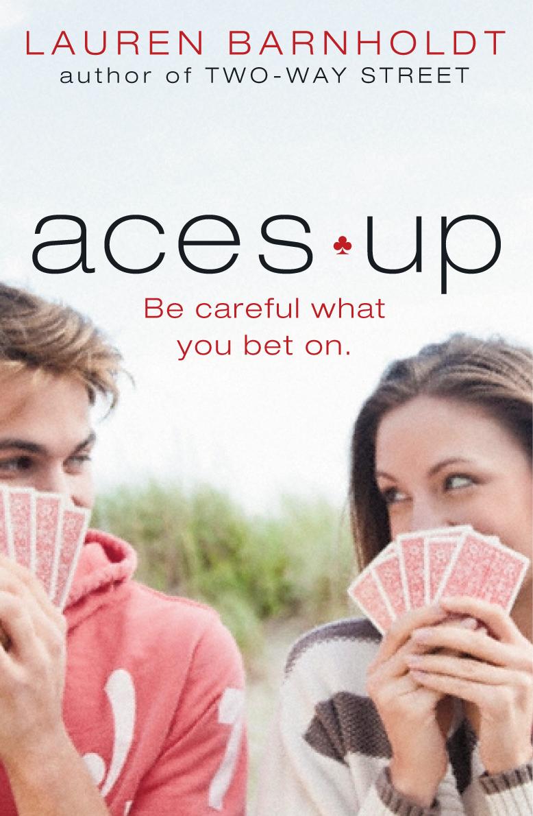 Resultado de imagen para Aces up - Lauren Barnholdt
